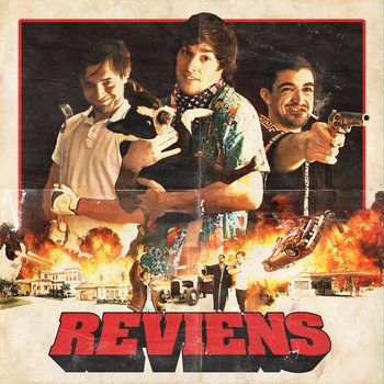 REVIENS cover art
