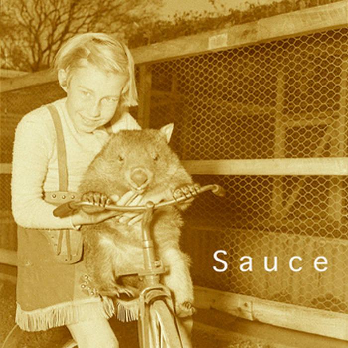Sauce cover art