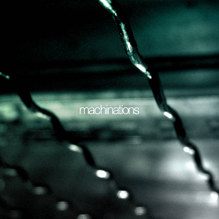Machinations cover art