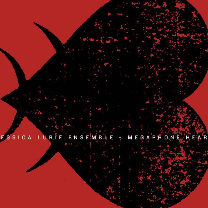 Megaphone Heart cover art