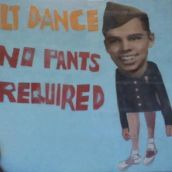 No Pants Required cover art