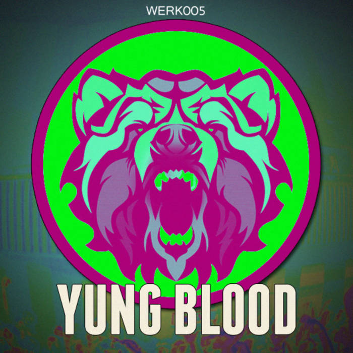 Yung Blood cover art
