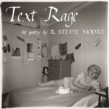Text Rage /1 cover art