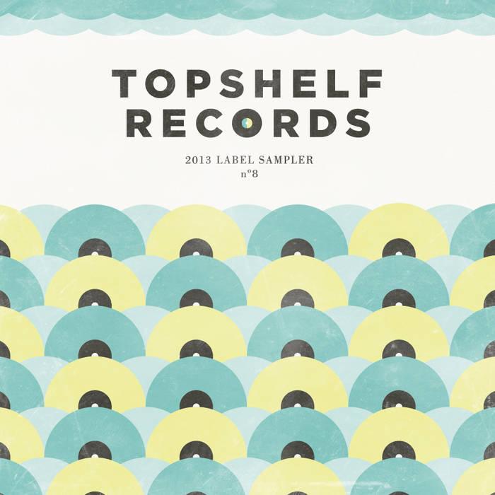 2013 Sampler cover art
