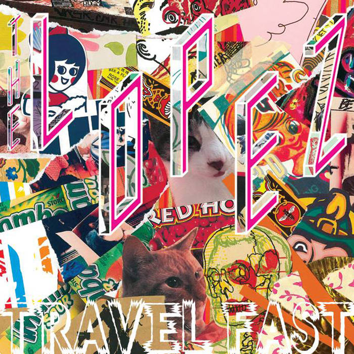 Travel Fast cover art