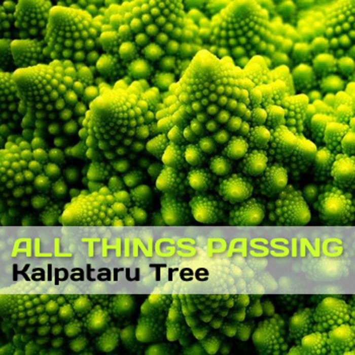 All Things Passing cover art