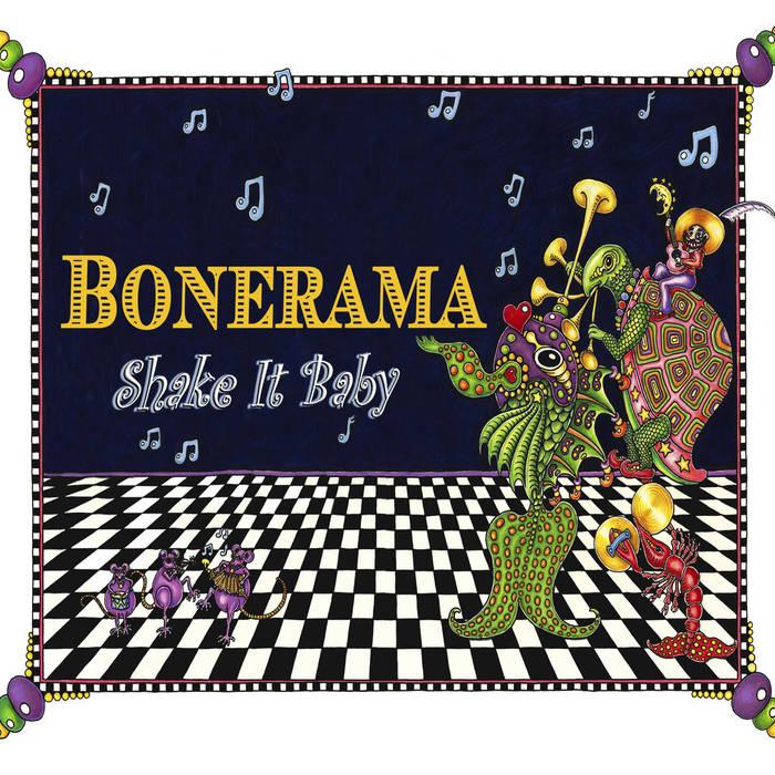 Shake It Baby cover art
