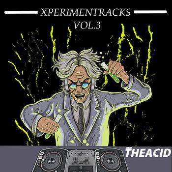 Xperimentracks Vol.3 cover art