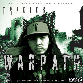 Warpath the Mixtape cover art