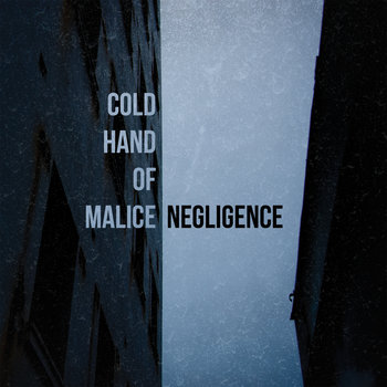 Negligence cover art