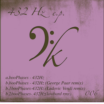 pk006_boophases_432Hz_e.p. [G.Paar,L.Vendi,Lowbard rmxs] cover art