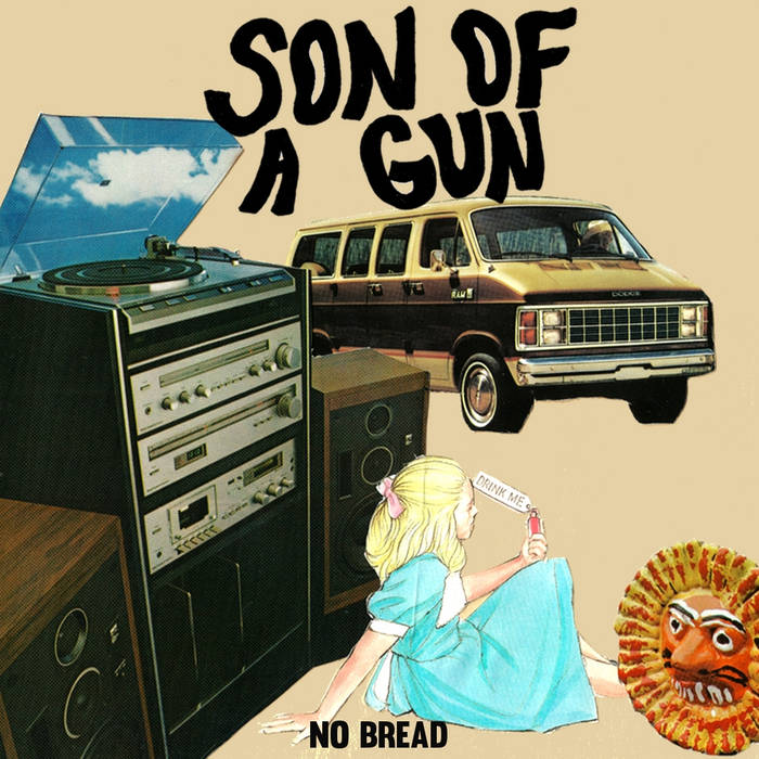 No Bread cover art