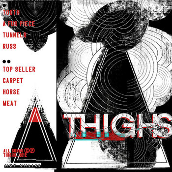 THIGHS cover art