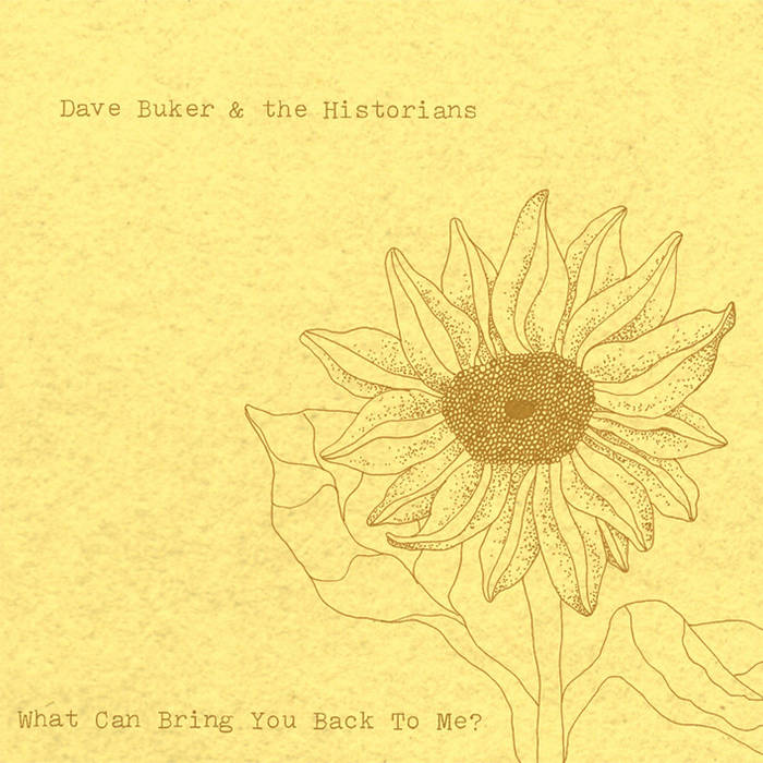 What Can Bring You Back To Me? cover art