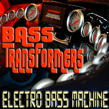 Electro Bass Machine cover art