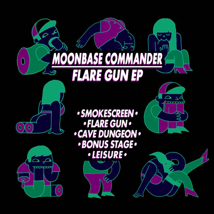 Flare Gun EP cover art