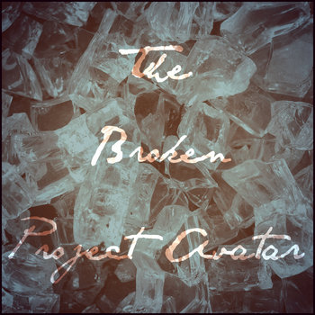 The Broken EP cover art