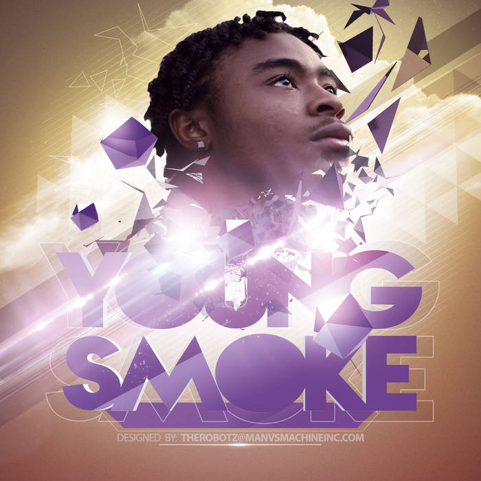 Young Smoke Vol.1 cover art