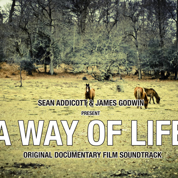 A Way of Life (Original Documentary Film Soundtrack) cover art