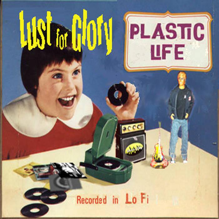 Plast Life EP cover art