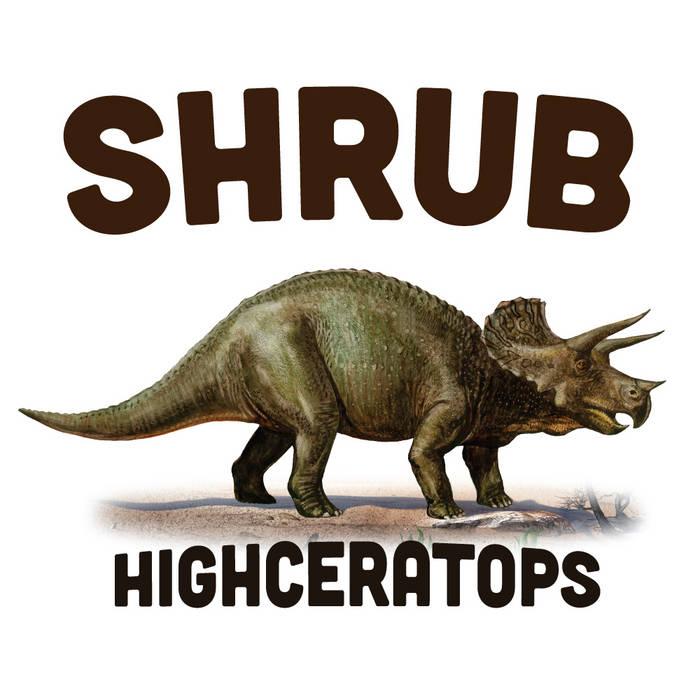 Highceratops cover art