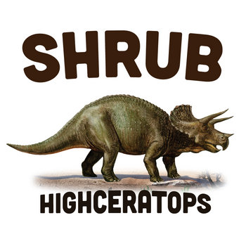 Highceratops cover art
