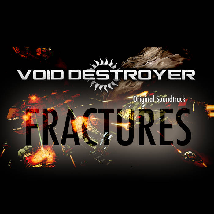 Void Destroyer OST cover art