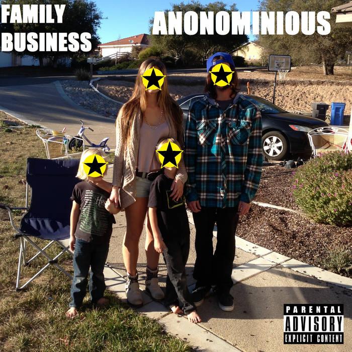 Family Business cover art