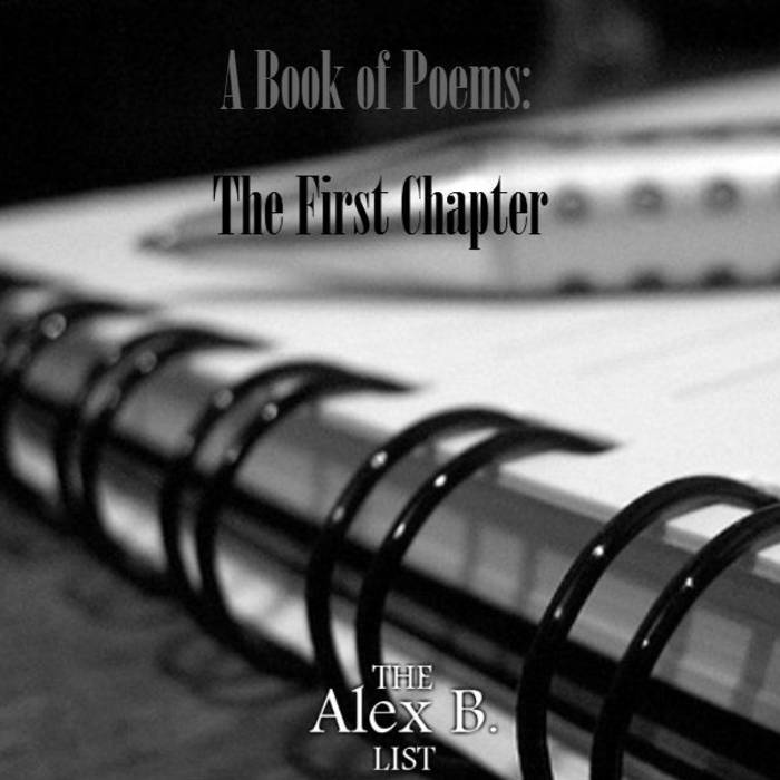 A Book of Poems: The First Chapter cover art