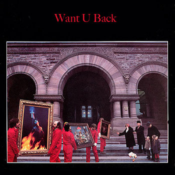 Want U Back cover art