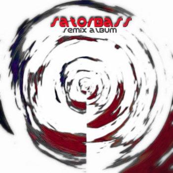 Satorbass - remix album cover art