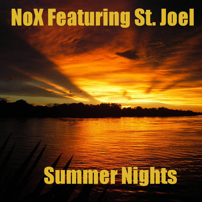 NoX Ft St Joel - Summer Nights cover art