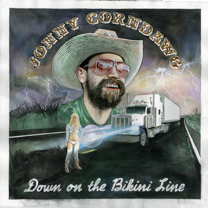 Down on the Bikini Line cover art