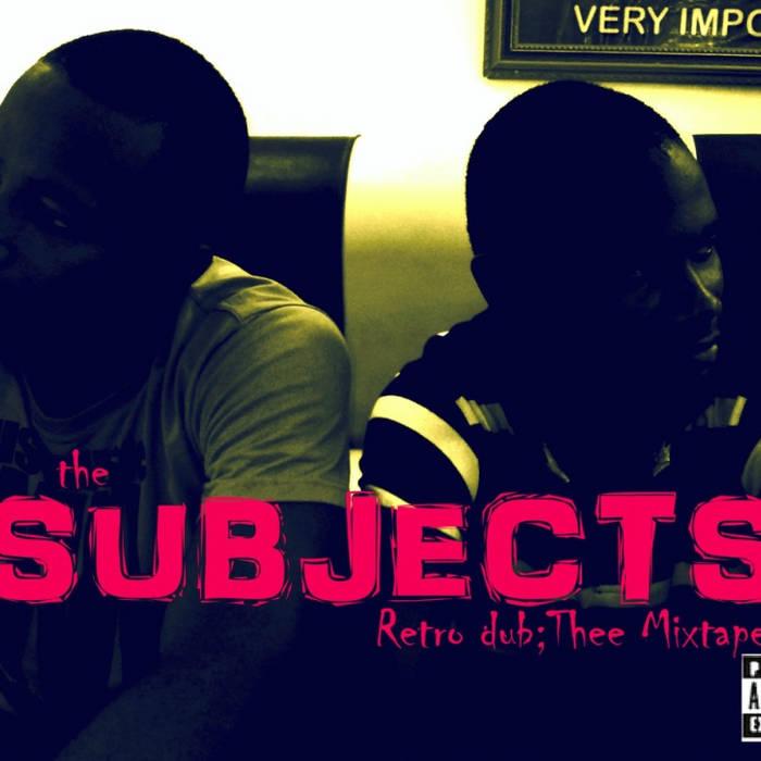Retro-Dub cover art