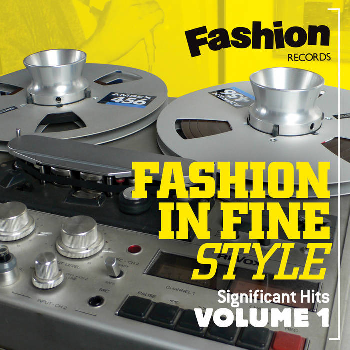 Fashion In Fine Style Significant Hits Vol 1 cover art