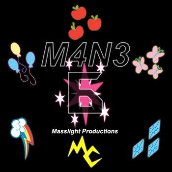 M4N3 6 cover art