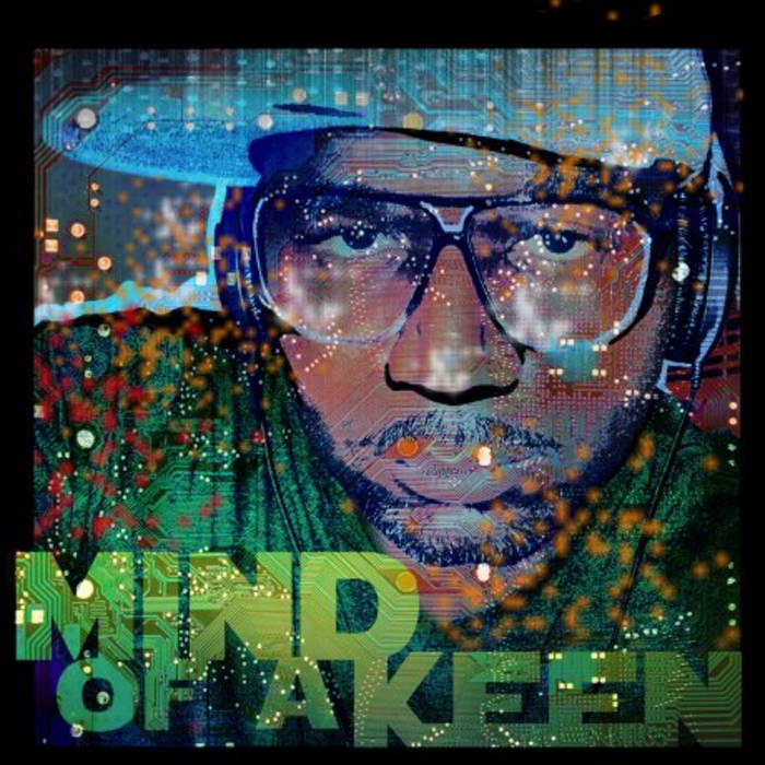 Mind of a Keen cover art