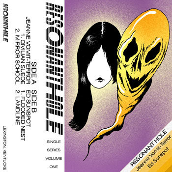 Resonant Hole Single Series Vol. 1 cover art