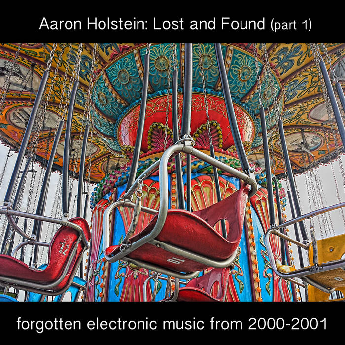 LOST and FOUND 2000-2001 cover art