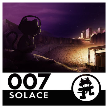 Monstercat 007 - Solace cover art