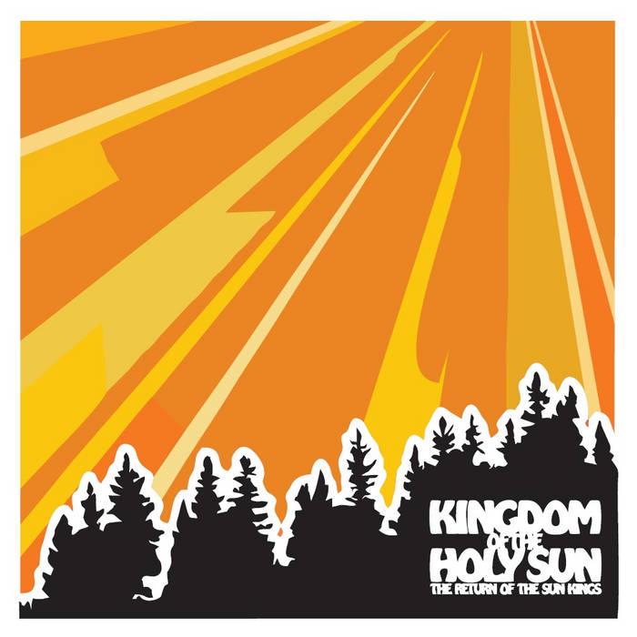 The Return of the Sun Kings cover art