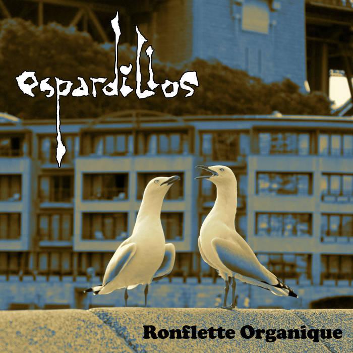 Ronflette Organique cover art