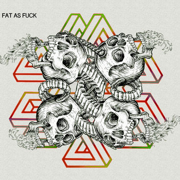 Fat As Fuck cover art
