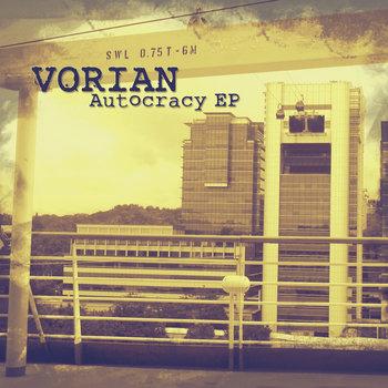 Autocracy EP cover art