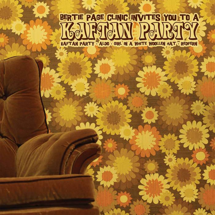 Kaftan Party/The Lioness cover art