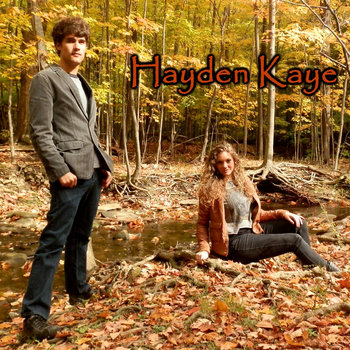 Hayden Kaye EP cover art
