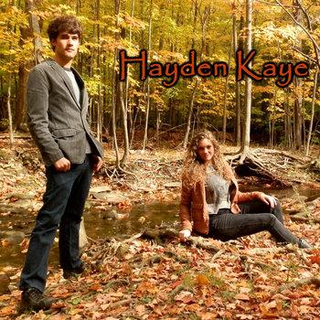 Hayden Kaye EP cover art