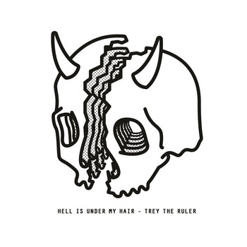 Hell Is Under My Hair cover art