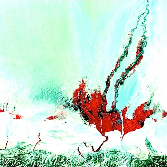 Latitude Sounds (2014) cover art