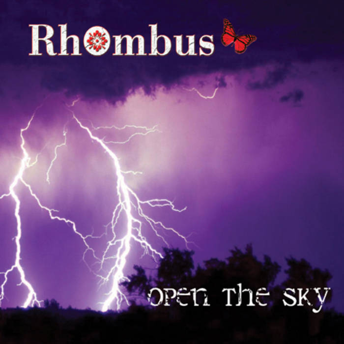 Open The Sky cover art